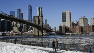 New York City Is Suing Major Oil Companies Over Climate Change