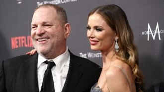Weinstein Reportedly Reaches Divorce Settlement With Estranged Wife