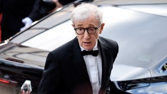 Woody Allen's Career Stayed Afloat Amid #MeToo — But That Could Change