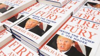 Michael Wolff's 'Fire And Fury' Could Head To Television