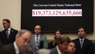 The National Debt Is $20 Trillion, And That's A Huge Problem