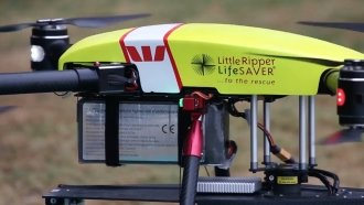 Robomedic? This Drone Might've Just Saved A Life