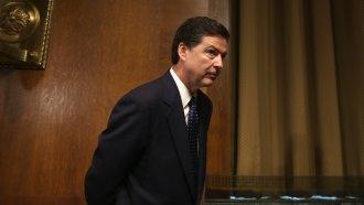 Former FBI Head James Comey Will Teach An Ethical Leadership Class