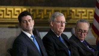 10 Senators Crossed Party Lines On Shutdown Vote
