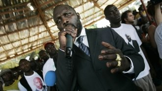 Former Soccer Star George Weah Sworn In As Liberia's President