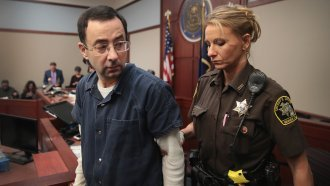 Larry Nassar In Letter: 'Hell Hath No Fury Like A Woman Scorned'