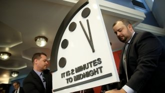 Here's How The World Can Turn Back The 'Doomsday Clock'