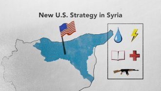 Is The US Nation Building In Syria?