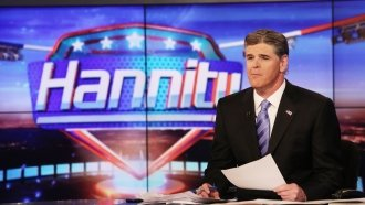 Conspiracy Theories Swirl After Sean Hannity's Twitter Goes Dark