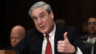 Some Lawmakers Are Weighing Legislative Protection For Robert Mueller
