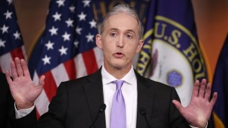US Rep. Trey Gowdy Says He Won't Run For Re-election
