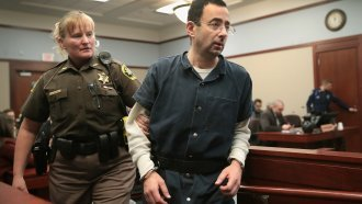 Report: Olympic Committee Knew Of Sexual Abuse Claims Against Nassar