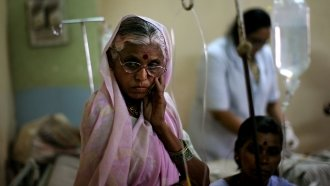 India's Government Plans To Give Millions Of People Free Health Care