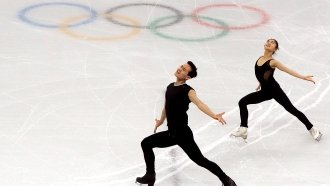 Sanctions Could Make North Korea's Olympic Participation A Headache