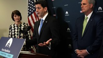 Paul Ryan Says, 'We Want A DACA Solution'