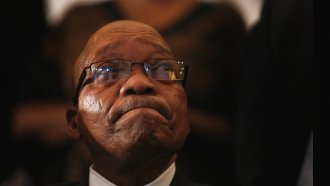 The Scandal-Filled Tenure Of South African President Jacob Zuma