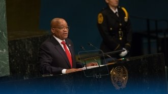 South Africa's Ruling Party Confirms Recall Of President Jacob Zuma