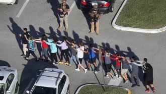 Officials Discuss Mental Health, Gun Ownership After Florida Shooting