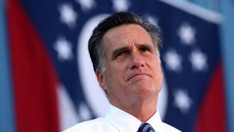 Mitt Romney Is Running For The US Senate In Utah