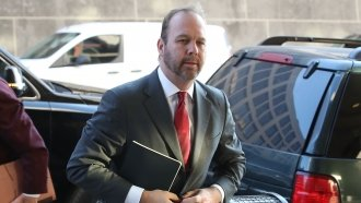 Rick Gates Reportedly Plans To Plead Guilty Within The Next Week