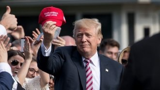 President Trump's MAGA Hats Are A Bigger Deal Than You May Think