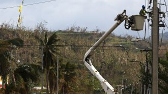 Puerto Rico's Electric Authority Is Getting A $300 Million Loan