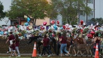 Students Voice Worries As Stoneman Douglas High School Classes Start