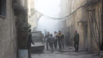 Syria's Eastern Ghouta: 'A Catastrophe In Every Sense Of The Word'