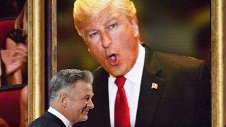 Trump And Alec Baldwin Debate Who's More Agonizing