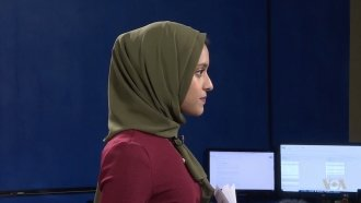 This Hijab-Wearing American Reporter Is Making History