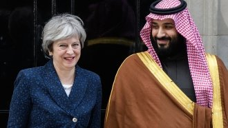 UK To Sell 48 Jets To Saudi Arabia Despite Role In Yemen's Civil War