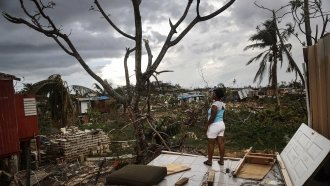 6 Months After Hurricane Maria, Puerto Rico Is Still Recovering