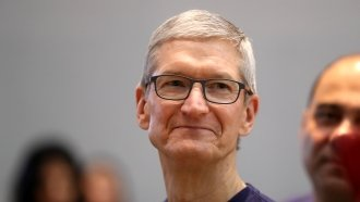 Apple's CEO Says The Tech Sector Needs More Privacy Regulation