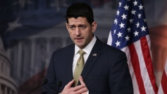 Paul Ryan Dismisses Rumors He's Stepping Down From Office