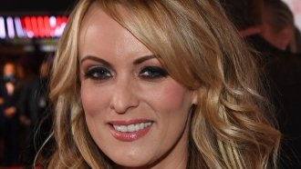 Stormy Daniels Sues President Trump's Personal Lawyer For Defamation