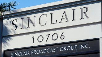 The headquarters of the Sinclair Broadcast Group