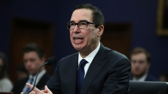 Mnuchin Downplays Worries About US-China Trade War