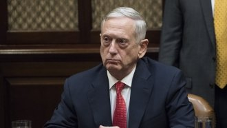 Mattis Won't Rule Out Military Action After Recent Attack In Syria