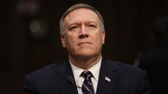 Mike Pompeo Says He's Cooperating With Mueller's Russia Probe