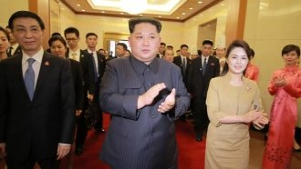 President Trump Has Yet To Speak With North Korean Leader Kim Jong-Un