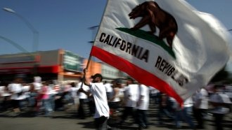 More California Cities And Counties Reject State's Pro-Immigration Law