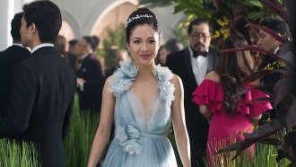 'Crazy Rich Asians' Works To Undo Hollywood's Racist History