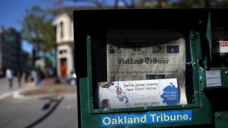 Local News Is Shrinking — What Happens When The Watchdogs Disappear?