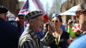 Walking Through History: Holocaust Survivors Share Their Stories
