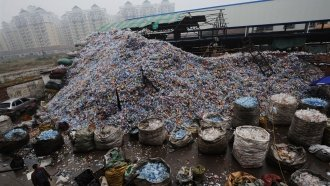 China's Refusal To Take In US Trash Is Creating A Garbage Problem