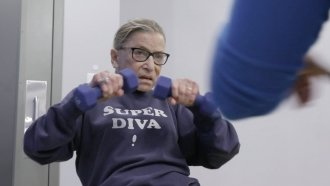 Ruth Bader Ginsburg: From Women's Rights Lawyer To Judicial Icon