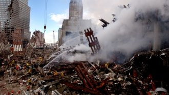 Judge Orders Iran To Pay Billions To 9/11 Victims' Families