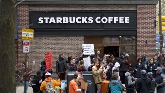 Black Men Arrested At Starbucks Strike A Deal With The City For $2