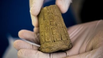 US Returns 3,800 Iraqi Artifacts Illegally Smuggled To Hobby Lobby