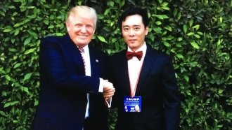 This Chinese Immigrant Founded A Pro-Trump Movement — Here's Why